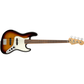 FENDER PLAYER JAZZ BASS FRETLESS PF 3TS