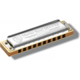 HOHNER MARINE BAND DELUXE 2005/20 F (FA)