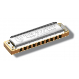 HOHNER MARINE BAND DELUXE 2005/20 G (SOL)