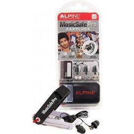 ALPINE MUSIC SAFE PRO MK3 BLACK EDITION EARPLUG PROTECTION SYSTEM