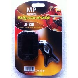 Mp audio jt23b accordatore a pinza nero