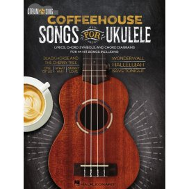 AAVV COFFEEHOUSE SONGS FOR UKULELE