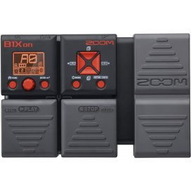 ZOOM B1XON SP BASS MULTIEFFECT