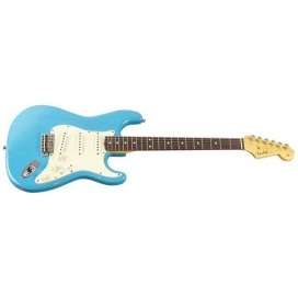 FENDER STRATOCASTER '60 LIGHT RELIC TAOS TURQUOISE