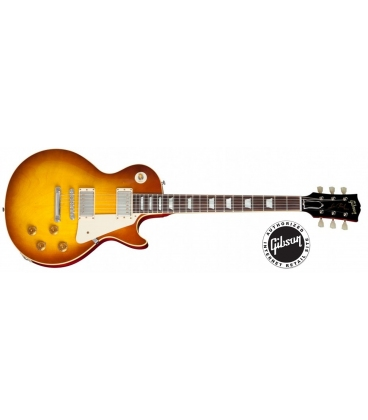GIBSON LES PAUL 1958 PLAIN TOP VOS ICED TEA M2M