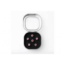 Martin & Co. 18APP0007 Liquidmetal Bridge Pin, Chrome