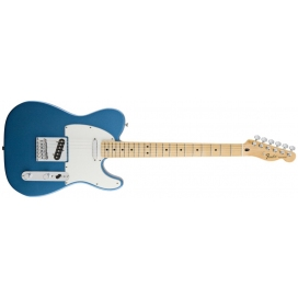 FENDER TELECASTER MEX STANDARD MN LAKE PLACID BLUE TINTED