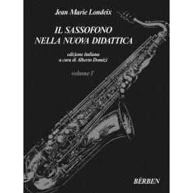 LONDEIX IL SASSOFONO NELLA NUOVA DIDATTICA VOLUME 1
