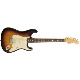 FENDER STRATOCASTER '60 CLASSIC PLAYER 3 TONE SUNBURST MEXICO