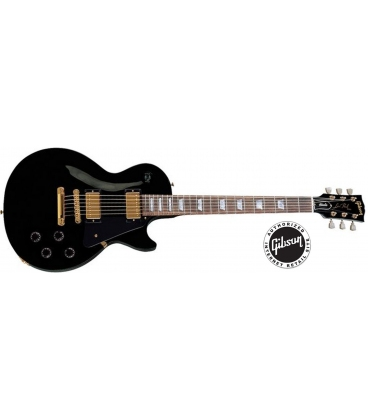 GIBSON LES PAUL STUDIO EBONY GOLD HARDWARE 2012