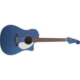 FENDER SONORAN SCE LAKE PLACID BLUE
