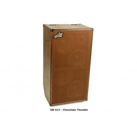 Aguilar DB 412 - 4 ohm - chocolate thunder