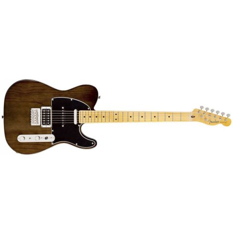 FENDER TELECASTER MODERN PLAYER PLUS CHARCOAL BURST MAPLE NECK