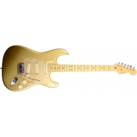 FENDER STRATOCASTER AMERICAN DLX FSR AZTEC GOLD MAPLE NECK