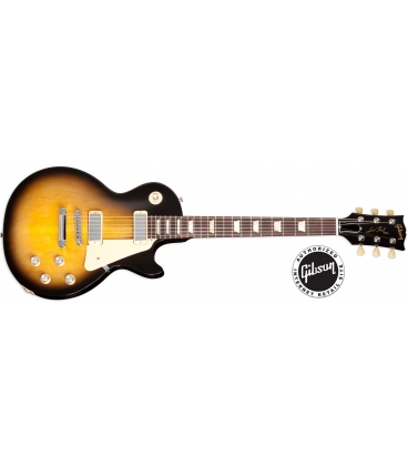 GIBSON LES PAUL STUDIO 70'S TRIBUTE SATIN VINTAGE SUNBURST