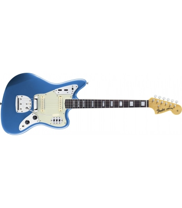FENDER JAGUAR 50TH ANNIVERSARY LAKE PLACID BLUE