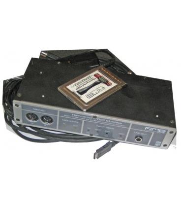 RME MULTIFACE + PCMCI