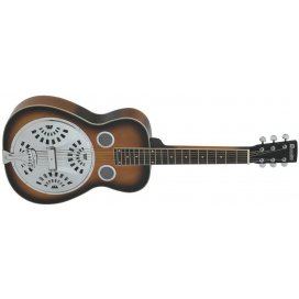 DIMAVERY RS-600 RESONATOR GUITAR SUNBURST