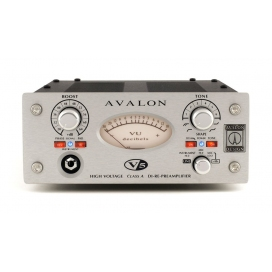 AVALON DESIGN V5 MIC PREAMP/DI/REAMPING BOX