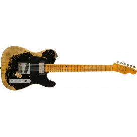 FENDER LTD ED. '51 TELE SUPER HEAVY RELIC ABK S/N R106678