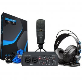 PRESONUS AUDIOBOX 96 BLACK STUDIO BUNDLE