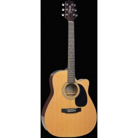 TAKAMINE EG330SC ACOUSTIC NATURAL SOLID TOP