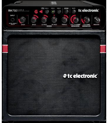 TC ELECTRONIC K-410 BASS CABINET + RH-750