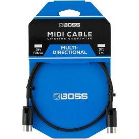 BOSS BMIDI-PB2 MIDI CABLE