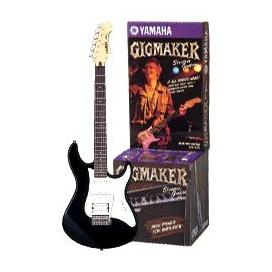 YAMAHA EG112GPII KIT GUITAR + COMBO AMP
