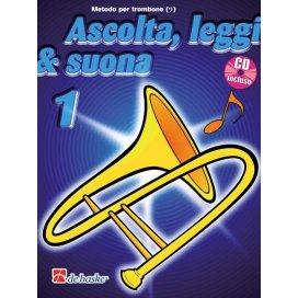 KASTELEIN ASCOLTA LEGGI SUONA - TROMBONE VOLUME 1 + CD