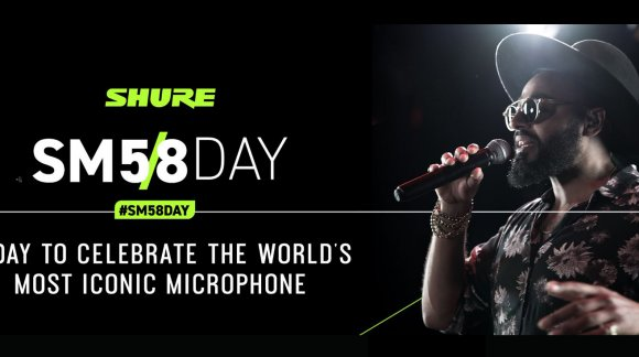 SHURE SM58 DAY