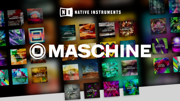 PROMO MASCHINE FREE EXPANSIONS