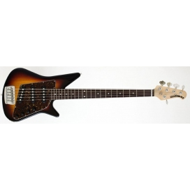 MUSIC MAN BIG AL 5 SSS VINTAGE SUNBURST