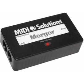 MIDI SOLUTION MERGER