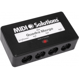 MIDI SOLUTION QUADRA MERGE