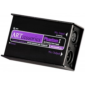 ART PHANTOM I  1 CHANNEL POWER SUPPLY