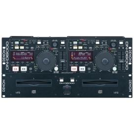 """DENON DN-D6000 DOPPIO LETTORE CD STD RACK 19"""""""