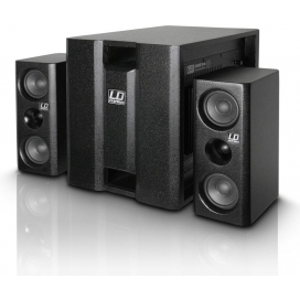 LD SYSTEMS DAVE8XS SISTEMA PA 350W
