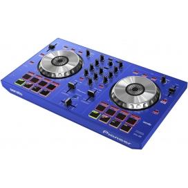 PIONEER DDJ-SB L BLUE DJ CONTROLLER 2 CANALI PER SERATO CON SCHEDA AUDIO