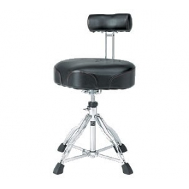TAMA HT741 TRIANGULAR SEAT WITH CHAIR BACK