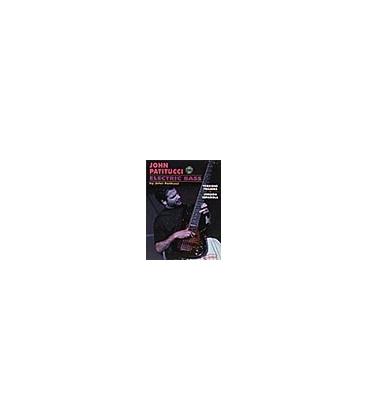 PATITUCCI ELECTRIC BASS+ CD ML1425