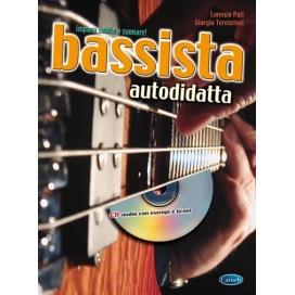 POLI /TERENZIANI BASSISTA AUTODIDATTA +CD ML3493