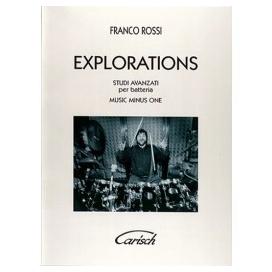 ROSSI F. EXPLORATIONS + CD MK12646