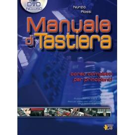 ROSSI N. MANUALE DI TASTIERA + DVD ML3075 IVA 0%