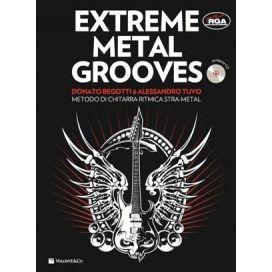 BEGOTTI/TUVO EXTREME METAL GROOVE + CD MB275