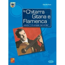 FANO CHITARRA GITANA E FLAMENCA +CD ML3215