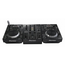 PIONEER 350PACK2 DJ KIT CON CASE